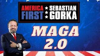 MAGA 2.0. Sebastian Gorka on AMERICA First