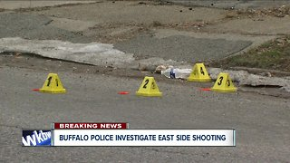 Buffalo man dead after late morning shooting