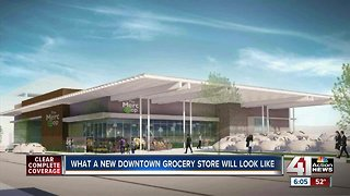 Community feedback helps UG pick KCK grocery store design