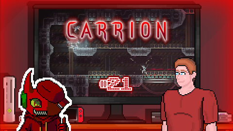 🍝 Carrion - Feat KillRed of COG (REALLY Powerful Gun) Let's Play! #21