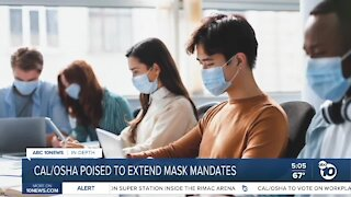 Workplace mask mandate likely to continue past June 15