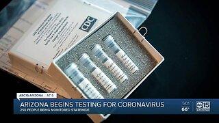 Arizona begins testing for coronavirus