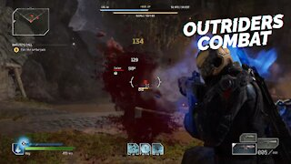 Outriders - Combat Example