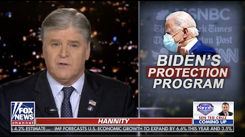 Hannity: Every Georgian should be 'furious' with Biden, MLB