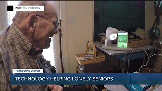Rebound Detroit: Artificial intelligence is helping seniors who are isolated during the coronavirus pandemic