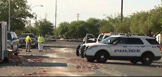 Multiple people shot Sunday night in North Las Vegas, 2 dead