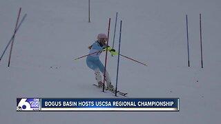 Bogus Basin hosts collegiate competition