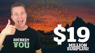 South Dakota 19 Million Surplus during COVID   Governor Kristi Noem