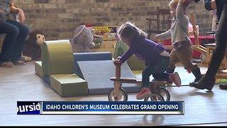 Idaho Children's museum opens