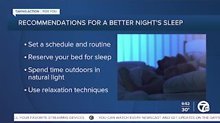 March is National Sleep Month