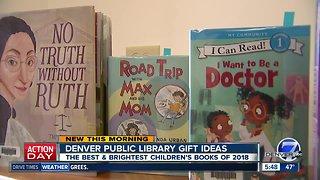 Denver Public Library gift ideas
