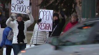 Tensions rising between teachers, leadership in Colorado school districts