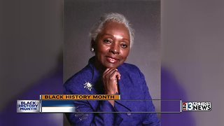 Black History Month: Ruth D'Hondt