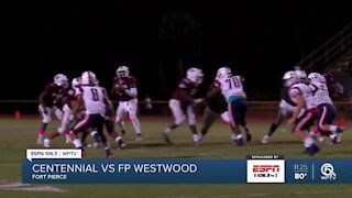 Fort Pierce Westwood picks up Homecoming win