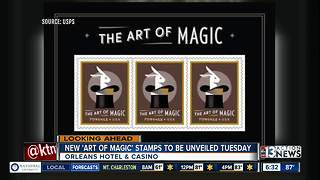 New Art of Magic Stamps to be unveiled in Las Vegs