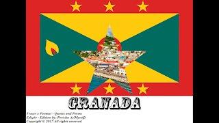 Bandeiras e fotos dos países do mundo: Granada [Frases e Poemas]