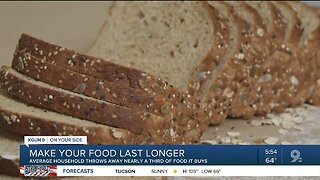 Consumer Reports: How to make your food last longer