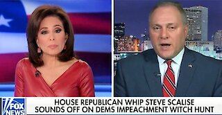Judge Jeanine scolds Steve Scalise, says GOP not doing enough to defend Trump