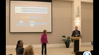 Services offered for Holocaust survivors