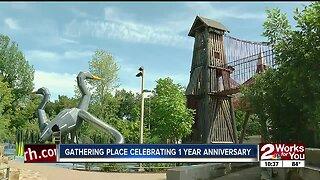 Gathering Place Celebrating 1 year Anniversary