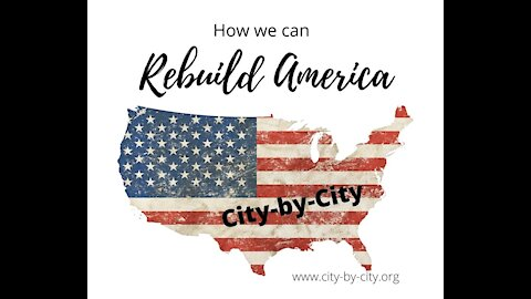 The Nehemiah Strategy - How to Rebuild America