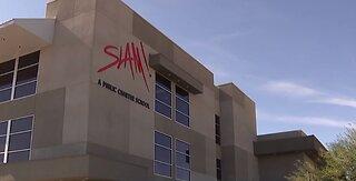 Henderson police investigate threat at SLAM Academy