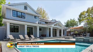 Great tips and tricks for renovating your home
