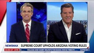SCOTUS Upholds Arizona Voting Rules