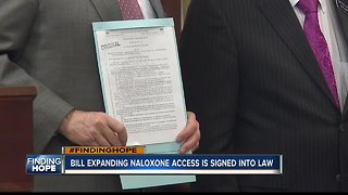 Governor Little signs bill expanding Naloxone access into law