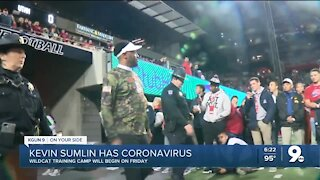 Kevin Sumlin tests positive for coronavirus