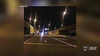 Police investigate crash killing 2 at entrance of Tampa International Airport