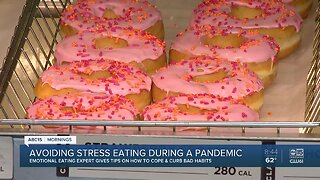How to avoid stress eating during a pandemic