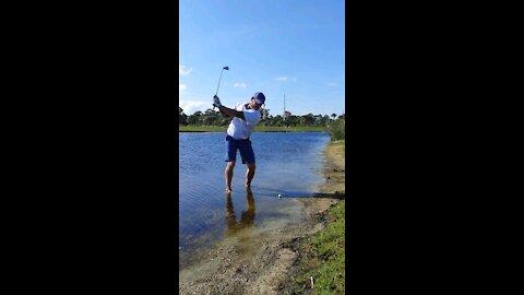 Water Shot, Florida, Golf
