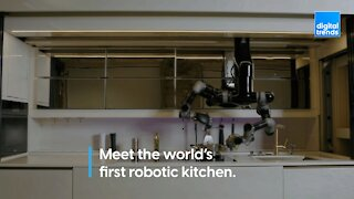 Robotic personal chef