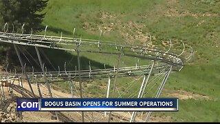 Bogus Basin opens for preseason summer operations Saturday