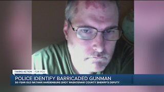 Barricaded gunman found dead, ending hours-long police standoff in Superior Township