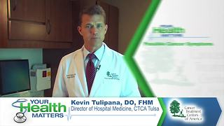 Your Health Matters: Possible cancer symptoms
