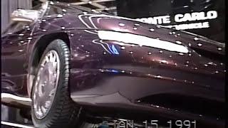 Detroit Auto Show 1991