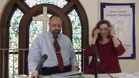 9/12/21 Eschatology #125: The Glorious Return of Jesus