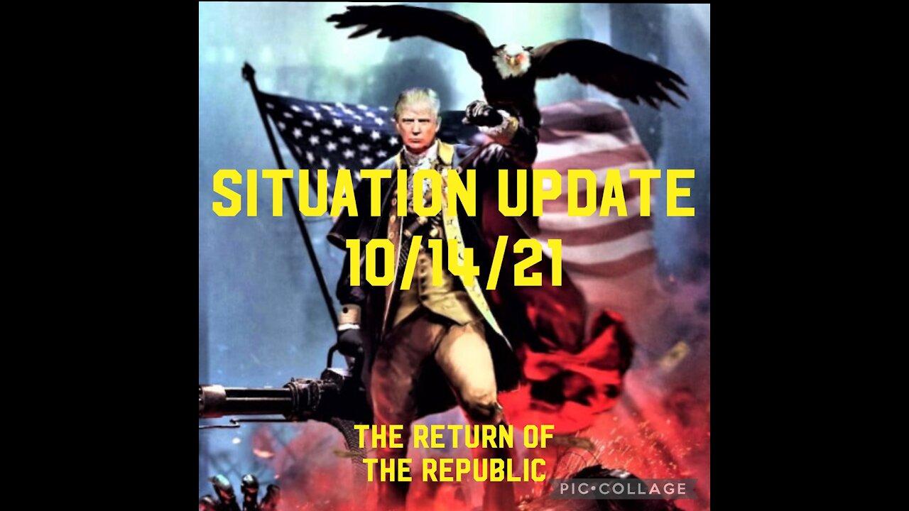 Situation Update: The Return Of The Republic!! China Warns Australia To Prepare For War!! GESARA/NESARA Announcement Close!! - Must Video