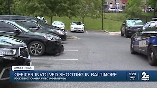 Man shot by police officer believed to be suspect in several criminal investigations