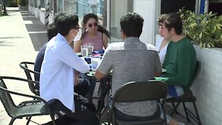 Delray Beach businesses hope outdoor dining will become permanent