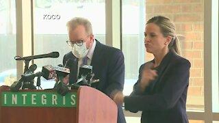 Coronavirus vaccines arrive in Oklahoma
