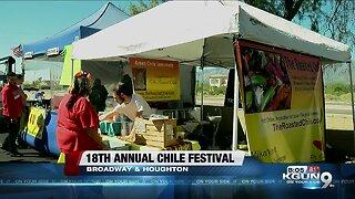 The 18th Annual Chile Festival