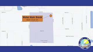 Delray Beach issues boil water notice after water main break