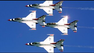 Thunderbirds to thank frontline workers with Vegas hospital flyover