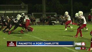 Palmetto Tigers vs Port Charlotte Pirates