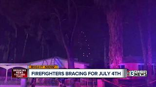 Firefighters and neighbors hope fireworks crackdown prevents Fourth Of July fires