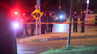 MPD officer recovering after being shot by fellow officer during struggle with suspect