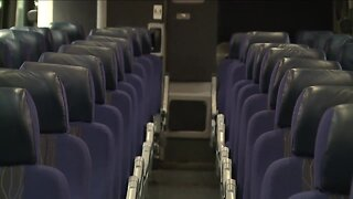 Charter bus industry struggling financially as Americans stay home